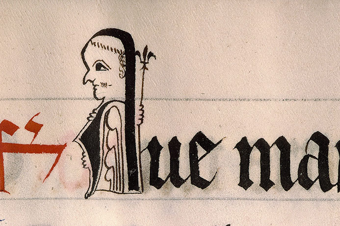 Paris, Bibl. Sainte-Geneviève, ms. 0098, f. 043v