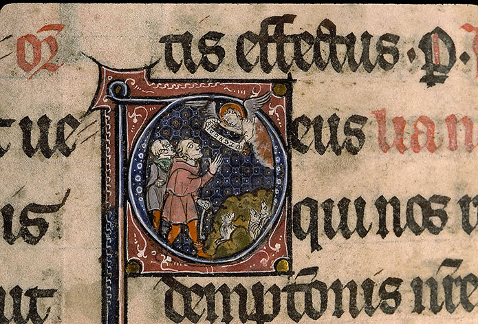 Paris, Bibl. Sainte-Geneviève, ms. 0102, f. 187v