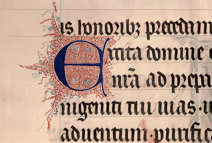 Paris, Bibl. Sainte-Geneviève, ms. 0103, f. 007v