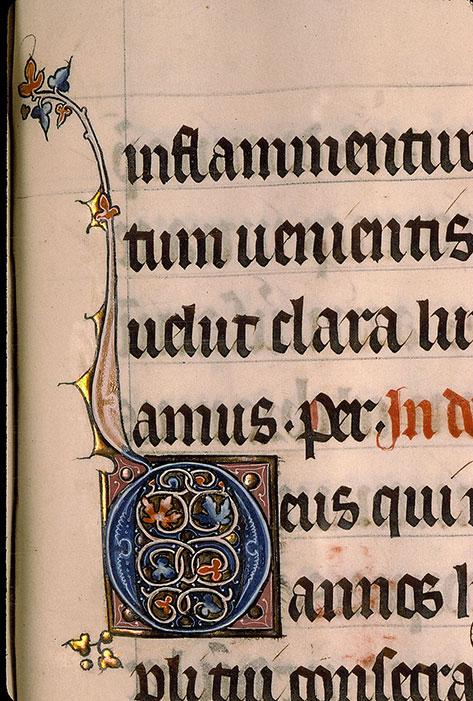 Paris, Bibl. Sainte-Geneviève, ms. 0103, f. 111