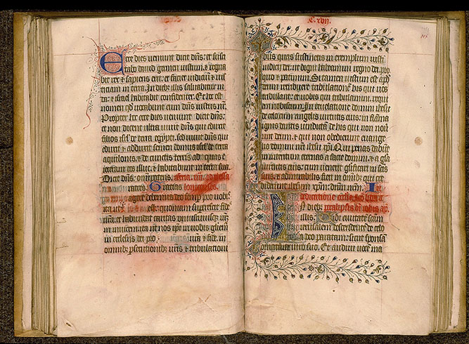 Paris, Bibl. Sainte-Geneviève, ms. 0105, f. 107v-108