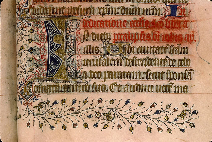 Paris, Bibl. Sainte-Geneviève, ms. 0105, f. 108