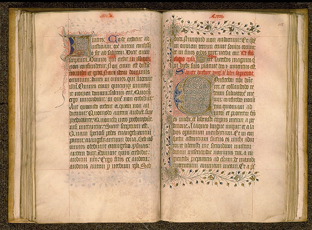 Paris, Bibl. Sainte-Geneviève, ms. 0105, f. 111v-112