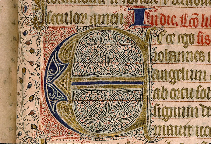 Paris, Bibl. Sainte-Geneviève, ms. 0105, f. 132