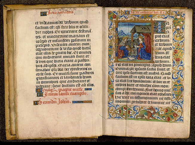 Paris, Bibl. Sainte-Geneviève, ms. 0106, f. 009v-010