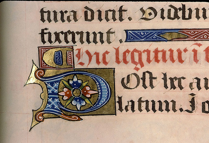 Paris, Bibl. Sainte-Geneviève, ms. 0106, f. 106