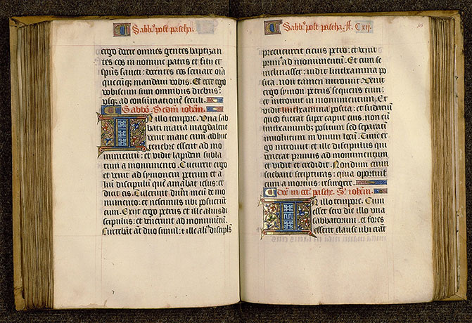 Paris, Bibl. Sainte-Geneviève, ms. 0106, f. 112v-113