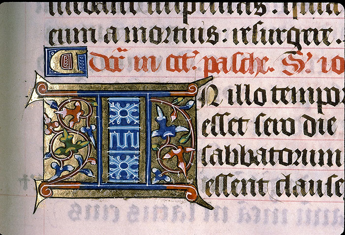 Paris, Bibl. Sainte-Geneviève, ms. 0106, f. 113