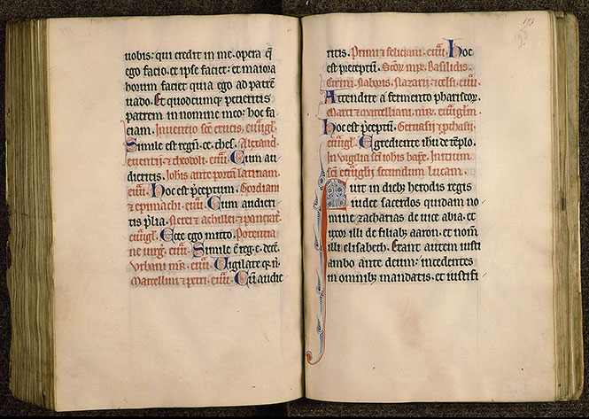 Paris, Bibl. Sainte-Geneviève, ms. 0108, f. 192v-193
