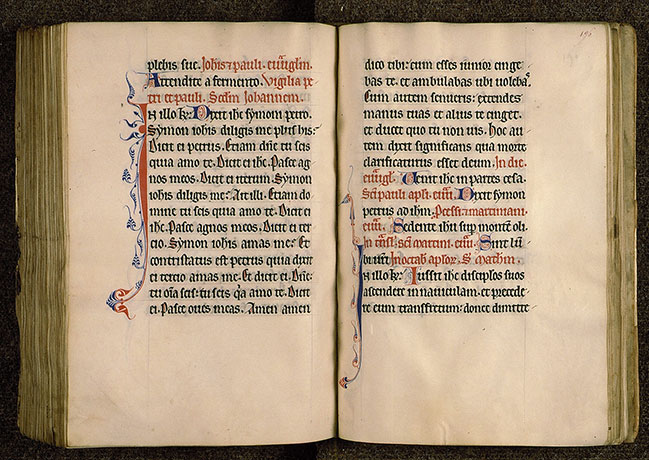 Paris, Bibl. Sainte-Geneviève, ms. 0108, f. 195v-196