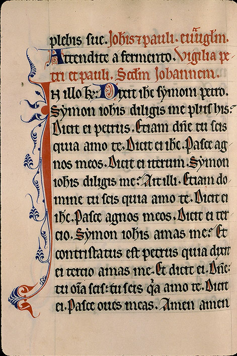 Paris, Bibl. Sainte-Geneviève, ms. 0108, f. 195v