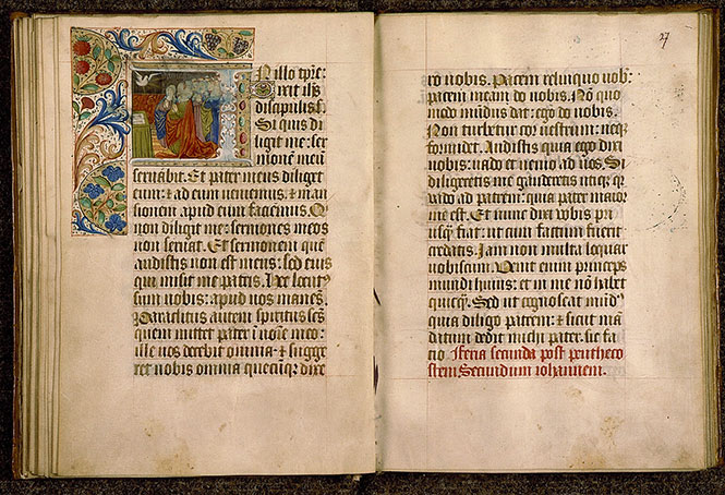 Paris, Bibl. Sainte-Geneviève, ms. 0110, f. 026v-027