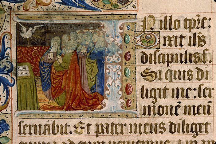 Paris, Bibl. Sainte-Geneviève, ms. 0110, f. 026v