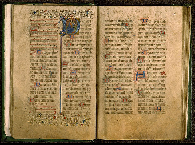 Paris, Bibl. Sainte-Geneviève, ms. 0113, f. 025v-026