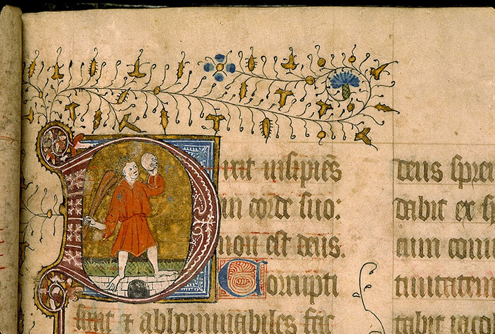 Paris, Bibl. Sainte-Geneviève, ms. 0113, f. 045