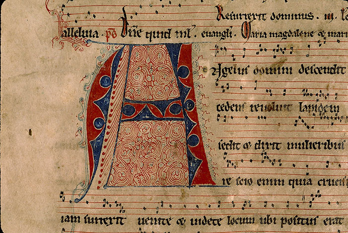 Paris, Bibl. Sainte-Geneviève, ms. 0117, f. 100v