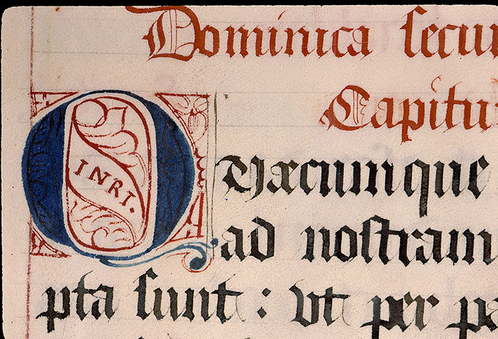 Paris, Bibl. Sainte-Geneviève, ms. 0120, f. 014v