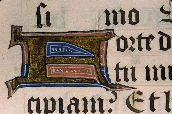 Paris, Bibl. Sainte-Geneviève, ms. 0122, f. 013v