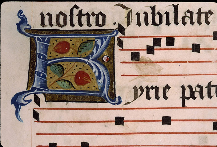 Paris, Bibl. Sainte-Geneviève, ms. 0122, f. 025v