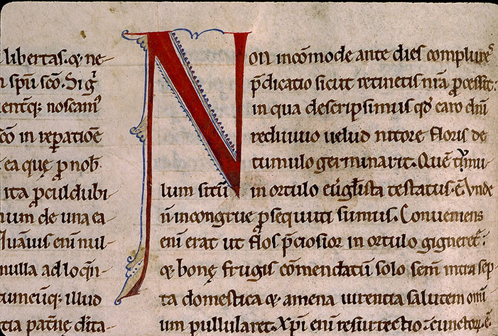 Paris, Bibl. Sainte-Geneviève, ms. 0137, f. 045v