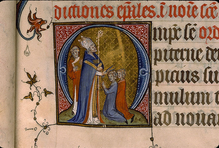 Paris, Bibl. Sainte-Geneviève, ms. 0148, f. 015