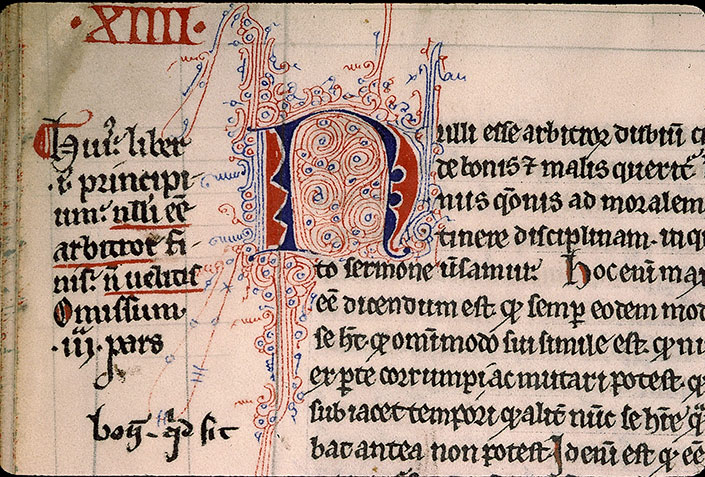 Paris, Bibl. Sainte-Geneviève, ms. 0214, f. 014v