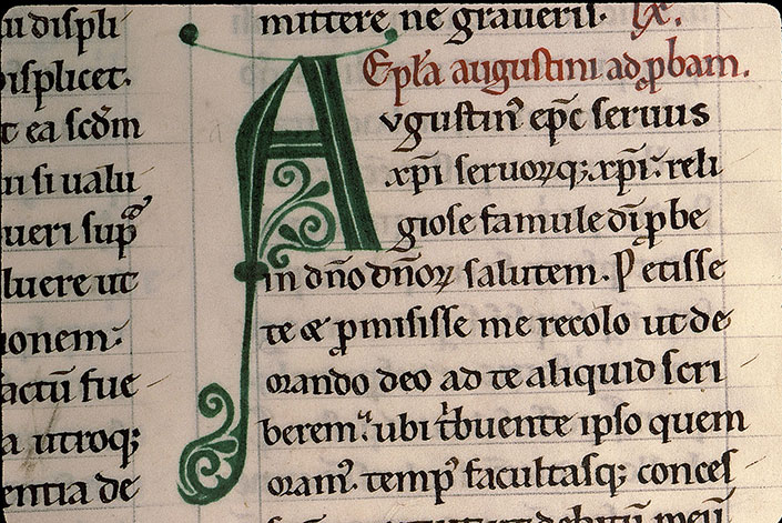 Paris, Bibl. Sainte-Geneviève, ms. 0220, f. 195
