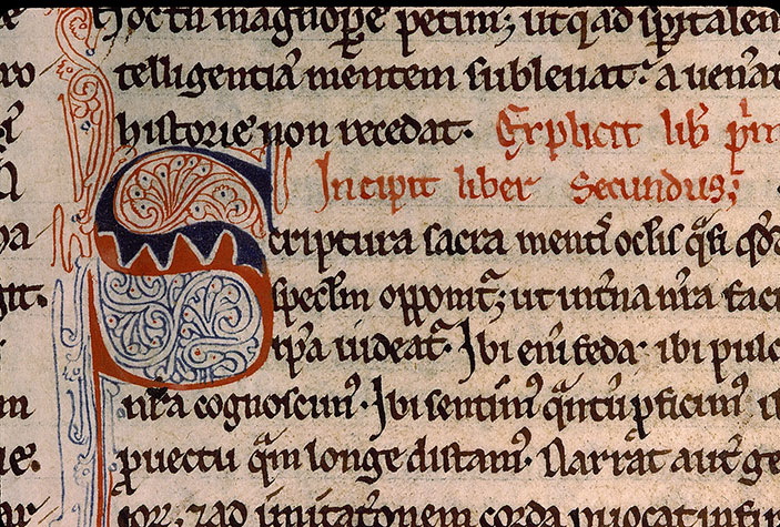 Paris, Bibl. Sainte-Geneviève, ms. 0226, f. 013v
