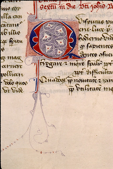 Paris, Bibl. Sainte-Geneviève, ms. 0240, f. 117v