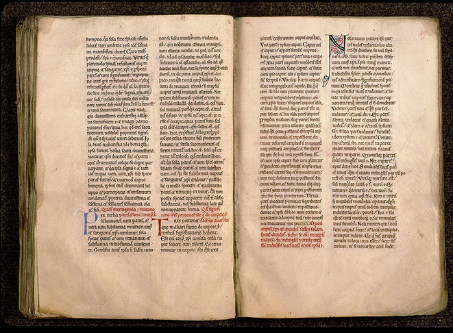 Paris, Bibl. Sainte-Geneviève, ms. 0255, f. 048v-049