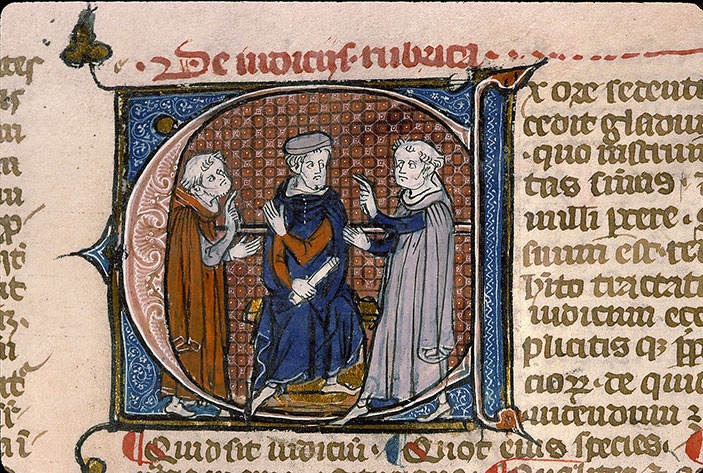Paris, Bibl. Sainte-Geneviève, ms. 0329, f. 078