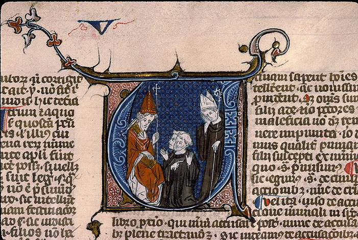 Paris, Bibl. Sainte-Geneviève, ms. 0329, f. 262