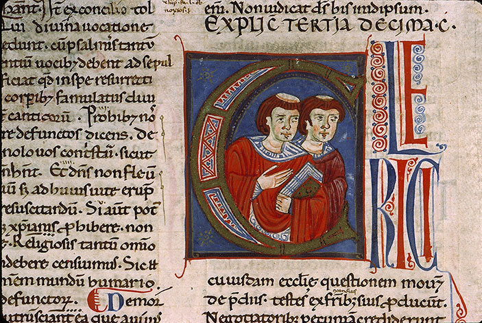 Paris, Bibl. Sainte-Geneviève, ms. 0341, f. 170v