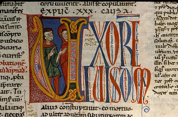 Paris, Bibl. Sainte-Geneviève, ms. 0341, f. 269