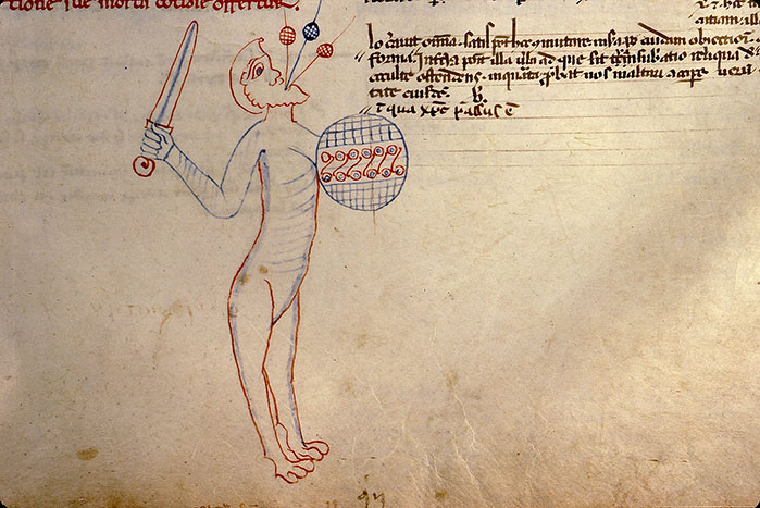 Paris, Bibl. Sainte-Geneviève, ms. 0341, f. 330