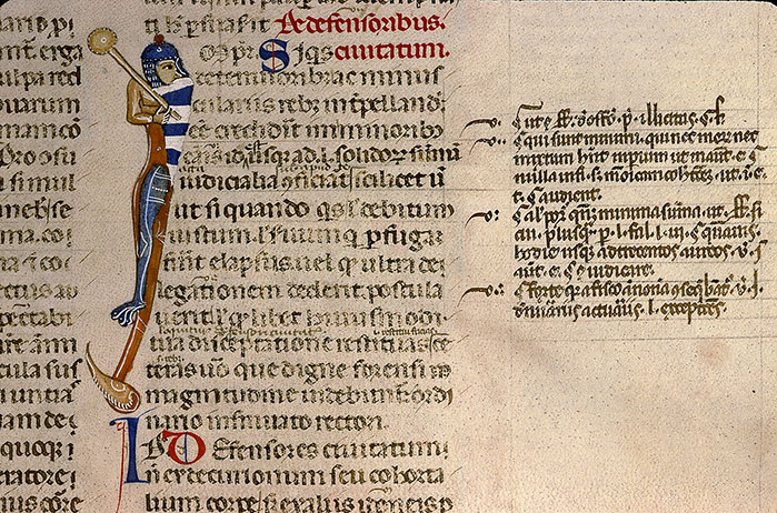 Paris, Bibl. Sainte-Geneviève, ms. 0391, f. 043
