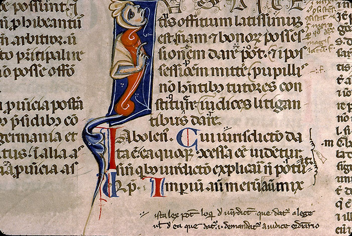 Paris, Bibl. Sainte-Geneviève, ms. 0393, f. 023v