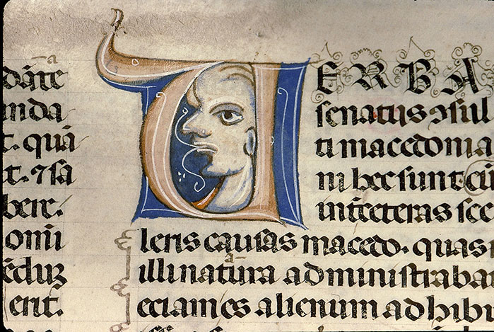 Paris, Bibl. Sainte-Geneviève, ms. 0393, f. 238