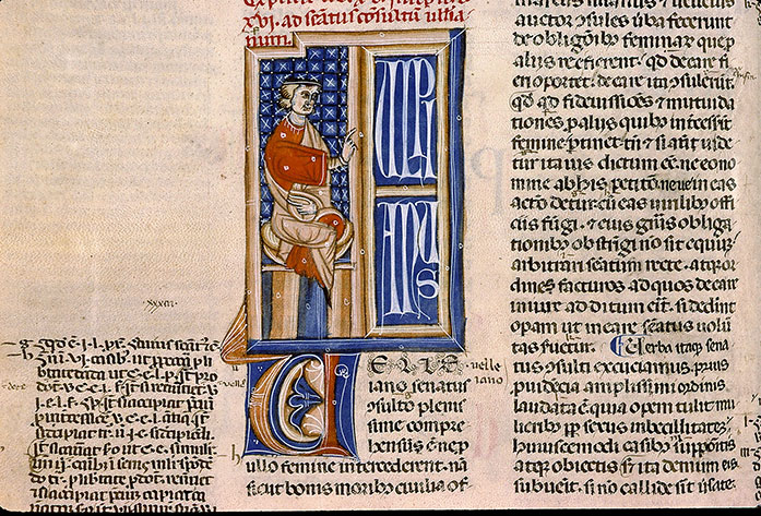 Paris, Bibl. Sainte-Geneviève, ms. 0393, f. 252v