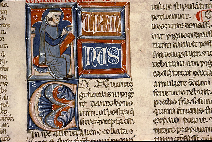 Paris, Bibl. Sainte-Geneviève, ms. 0393, f. 317v