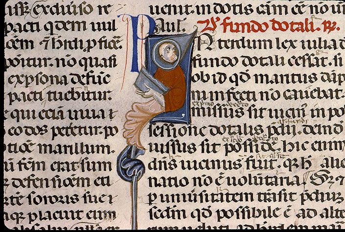 Paris, Bibl. Sainte-Geneviève, ms. 0393, f. 371v