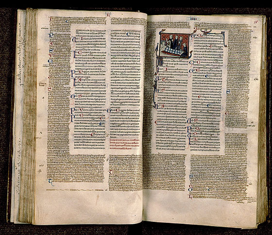 Paris, Bibl. Sainte-Geneviève, ms. 0394, f. 057v-058