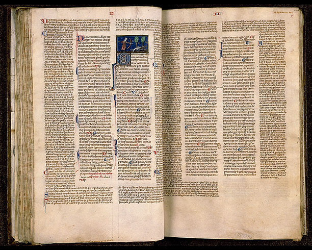 Paris, Bibl. Sainte-Geneviève, ms. 0395, f. 054v-055