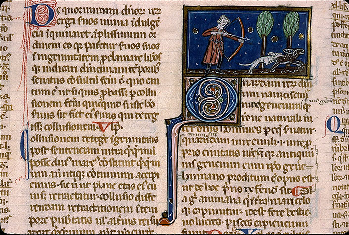 Paris, Bibl. Sainte-Geneviève, ms. 0395, f. 054v