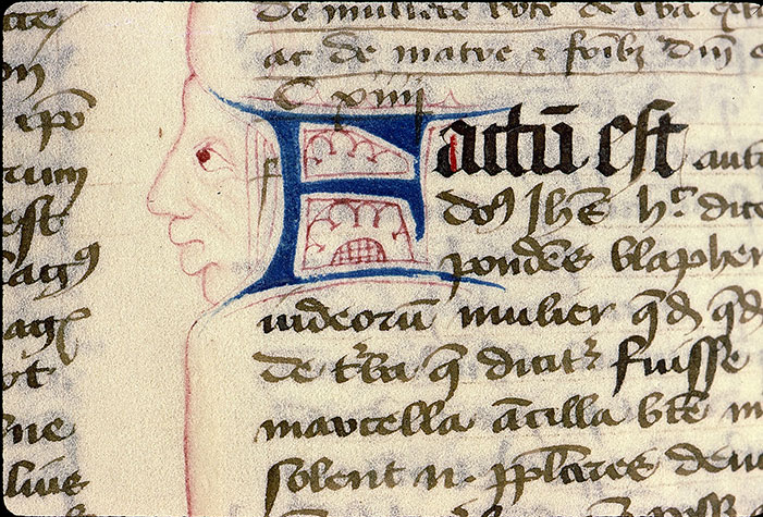 Paris, Bibl. Sainte-Geneviève, ms. 0544, f. 231v