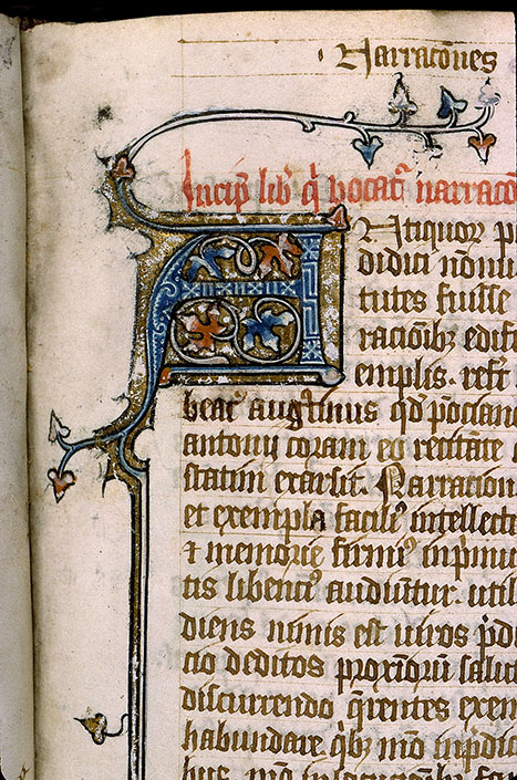 Paris, Bibl. Sainte-Geneviève, ms. 0546, f. 085