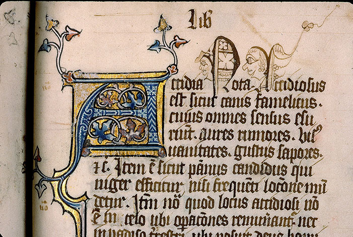 Paris, Bibl. Sainte-Geneviève, ms. 0546, f. 188