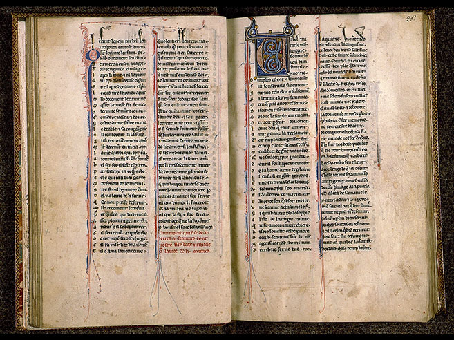 Paris, Bibl. Sainte-Geneviève, ms. 0586, f. 025v-026