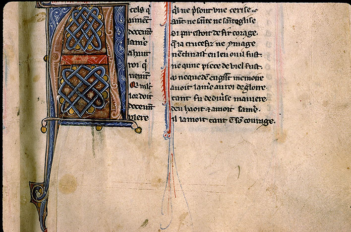 Paris, Bibl. Sainte-Geneviève, ms. 0586, f. 032