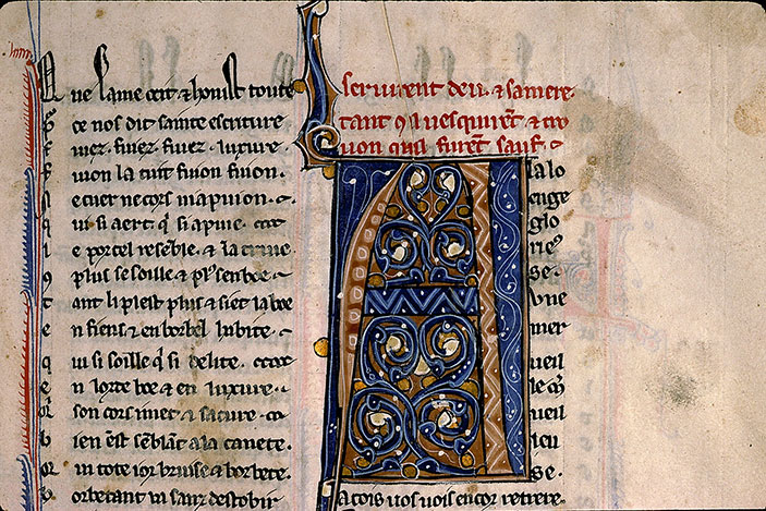 Paris, Bibl. Sainte-Geneviève, ms. 0586, f. 060